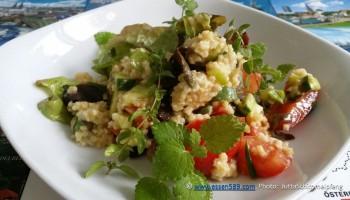 """Schnelle Küche – Bunter Sommersalat """"Warm-Kalt"""" – Was soll ich essen?"""